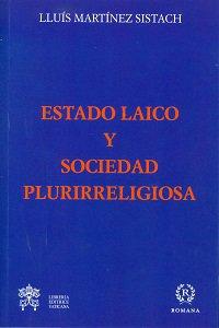 Copertina di 'Estado laico y sociedad plurirreligiosa'