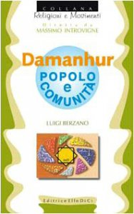 Copertina di 'Damanhur. Popolo e comunità'