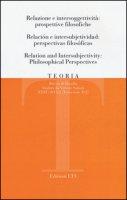 Teoria. Rivista di filosofia (2015). Ediz. italiana, inglese e spagnola