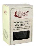 Tè aromatizzato al mirtillo 50 gr.