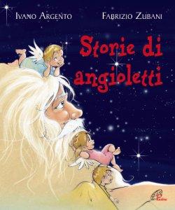 Copertina di 'Storie di angioletti'