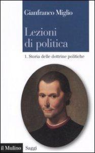 Copertina di 'Lezioni di politica'