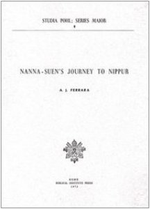 Copertina di 'Nanna-Suen's journey to Nippur'
