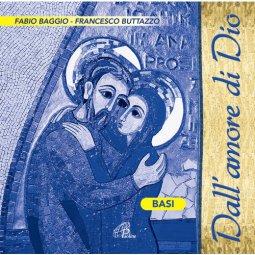 Copertina di 'Dall'amore di Dio - Basi musicali'