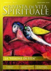 Copertina di 'Rivista di Vita Spirituale n. 3/2013'