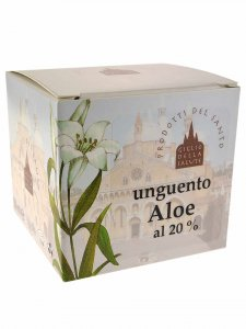 Copertina di 'Unguento all'aloe 20% 50 ml.'