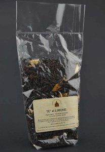 Copertina di 'Tè aromatizzato al limone 50 gr.'