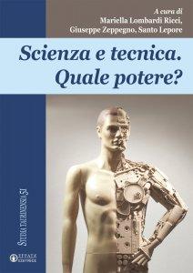 Copertina di 'Scienza e tecnica'