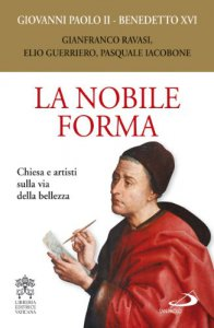 Copertina di 'La nobile forma'