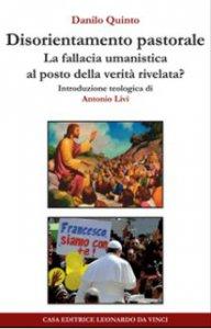 Copertina di 'Disorientamento pastorale'