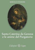 Santa Caterina da Genova e le anime del Purgatorio - Stanzione Marcello