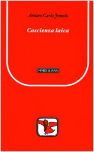 Copertina di 'Coscienza laica'