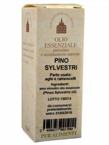 Copertina di 'Olio essenziale pino silvestre 12 ml.'