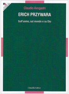 Copertina di 'Erich Przywara'