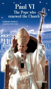 Copertina di 'Paul VI'