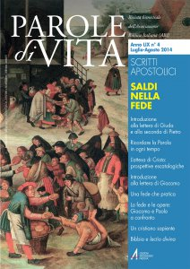 Copertina di 'La fede e le opere (Gc 2,14-26): Giacomo e Paolo a confronto'