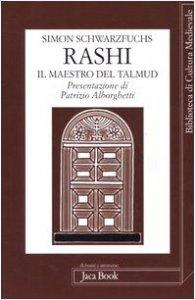 Copertina di 'Rashi. Il maestro del Talmud'