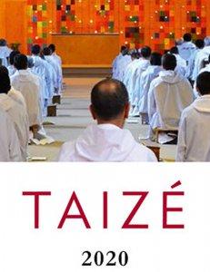 Copertina di 'Taizé. Calendario segnalibro 2020'