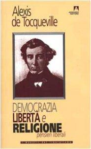 Copertina di 'Democrazia, libertà e religione'