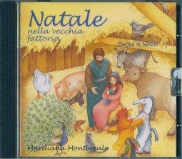 Natale nella vecchia fattoria cd musica natalizia for Nuovi piani di vecchia fattoria
