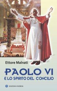 Copertina di 'Paolo VI e lo spirito del Concilio'