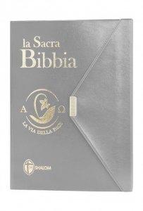 Copertina di 'La Sacra Bibbia la via della pace'