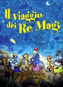 Copertina di 'Il viaggio dei re magi'