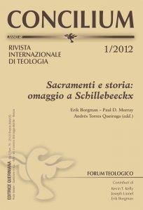 Concilium - 2012/1