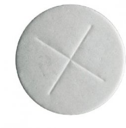 Copertina di 'Ostie senza glutine per celiaci - diametro 67 mm (10 pezzi)'