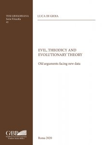 Copertina di 'Evil, Theodicy and Evolutionary Theory'