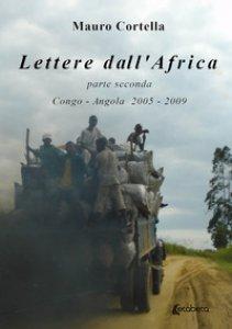 Copertina di 'Lettere dall'Africa'