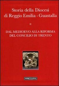 Copertina di 'Storia della diocesi di Reggio Emilia-Guastalla'