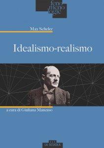 Copertina di 'Idealismo-realismo'