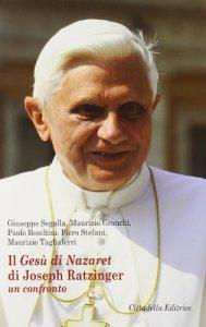 Copertina di 'Il Ges� di Nazaret di Joseph Ratzinger'