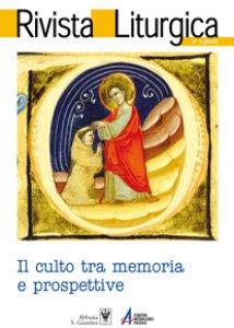 Copertina di 'Memoria di un'esperienza vissuta nelle celebrazioni liturgiche presiedute dal papa Giovanni Paolo II'