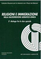 Religione e immigrazione nella macroregione adriatico-ionica