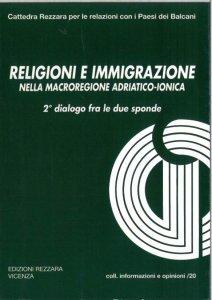 Copertina di 'Religione e immigrazione nella macroregione adriatico-ionica'