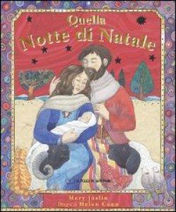 Copertina di 'Quella notte di Natale'