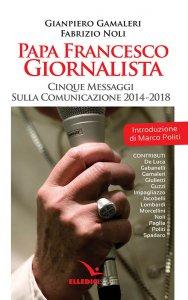 Copertina di 'Papa Francesco giornalista'