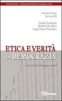 Etica e verità in democrazia