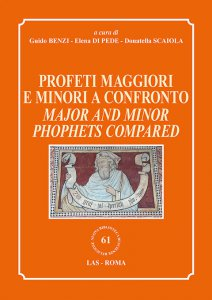 Copertina di 'Profeti Maggiori e Minori a confronto'
