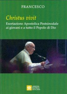 Copertina di 'Christus vivit - Esortazione apostolica post-sinodale'