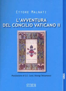 Copertina di 'L' avventura del Concilio Vaticano II'