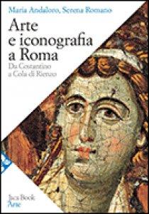 Copertina di 'Arte e iconografia a Roma'