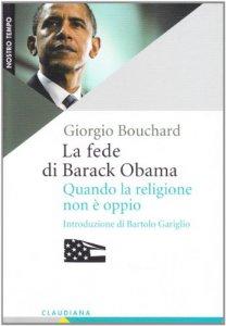 Copertina di 'Fede di Barack Obama'