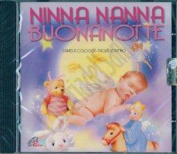 Copertina di 'Ninna nanna buonanotte. Canzoni per dormire'