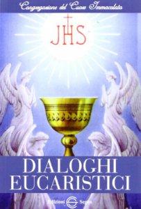 Copertina di 'Dialoghi eucaristici'