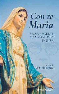 Copertina di 'Con te Maria'