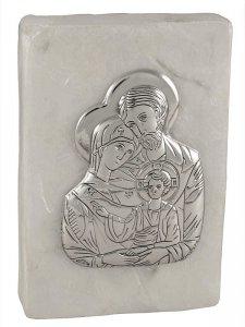 Copertina di 'Scatola in madreperla Sacra Famiglia'