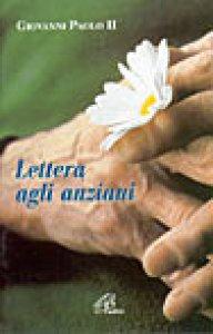 Copertina di 'Lettera agli anziani'